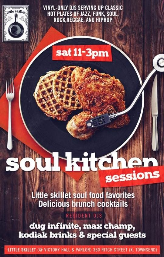 "Little Skillet ""Soul Kitchen Sessions"""
