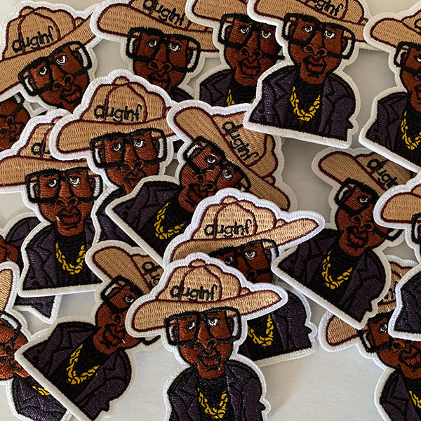 """Dug Head"" Patches"